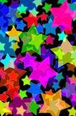 Stars background — Stock Photo