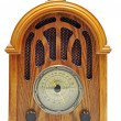 Antique radio — Stock Photo #4595808