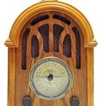 Antique radio — Stock Photo #4595808