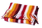Striped Scarf — Stockfoto