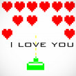 I love you - Foto Stock