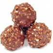 Chocolate bonbons - Stock Photo