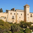 Tamarit Castle, in Tarragona, Spain — Stock Photo