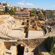 Stock Photo: Romamphitheater in Tarragona, Spain