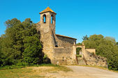 Sant Marti Church in Besalu, Spain — Stock Photo