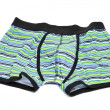 Stock Photo: Men's boxer briefs