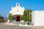 Sant Baldiri Hermitage in Cadaques, Spain — Stock Photo