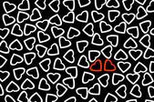 Hearts — Foto Stock