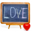 Word love - Foto Stock