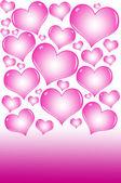 Hearts — Zdjęcie stockowe