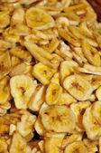 чипсы банановые — Стоковое фото
