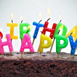 Happy birthday — Stock Photo #5105087