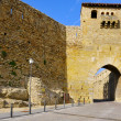 Stock Photo: Puertde SMateo, in Morella, Spain