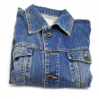 Royalty-Free Stock Photo: Denim jacket