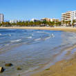 Panoramic view of Salou, Spain — Stock Photo