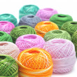 Crochet thread — Stock Photo #5355375
