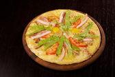 Pizza 5 — Stok fotoğraf