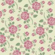 Seamless roses pattern — Stock Vector #4066811