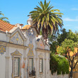 Stock Photo: Old Cascais mansion