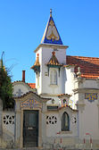 Old Cascais mansion — Stock Photo