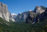 Yosemite Valley, California — Stock Photo