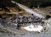 Greek Theater, Ephesus — Stock Photo