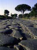 Appian Way, Rome — Stock Photo