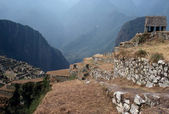 Inca ruins — Stock Photo