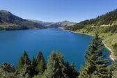 El lago — Foto de Stock