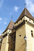 Neuchatel architecture — Stock Photo