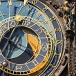 Prague clock — Stock Photo