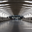 Airport hall — Stockfoto