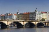 Ponte de praga — Foto Stock