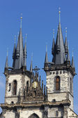 Iglesia de bohemia — Foto de Stock
