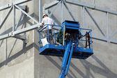 Trabajo de altura — Foto de Stock