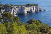 Mediterranean coast — Stock Photo