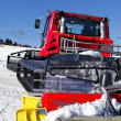 Stock Photo: Snowplow