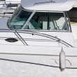 Stock Photo: Boat cabin