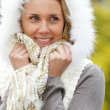 Automn fashion — Stock Photo