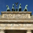 Brandenburger Tor, Berlin — Stock Photo #3941290