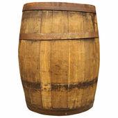Wine or beer barrel cask — Stock Photo