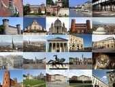 Turin collage — Stock Photo