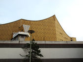 Berliner Philharmonie — Stockfoto