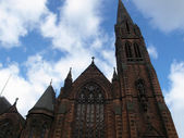 St Columba Church — Stock Photo