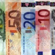 Stock Photo: Euro note