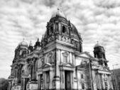 柏林 dom — 图库照片