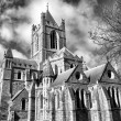 Christ Church Dublin - Stock Photo