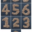 Numbers — Stock Photo #4568387