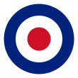 Stock Photo: RAF flag