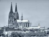 Koeln Cathedral — Stock Photo